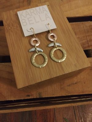 Cute Textured Dangley Earrings for Sale in St. Louis, MO