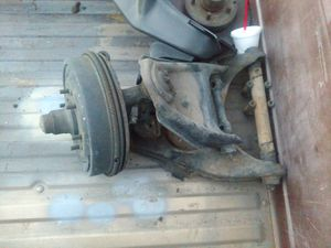 Brake drum with spindle and control arms for Sale in Abilene, TX