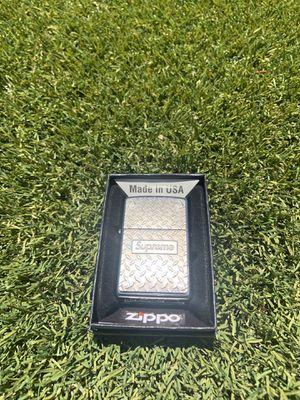 supreme zippo lighter for Sale in Gilbert, AZ