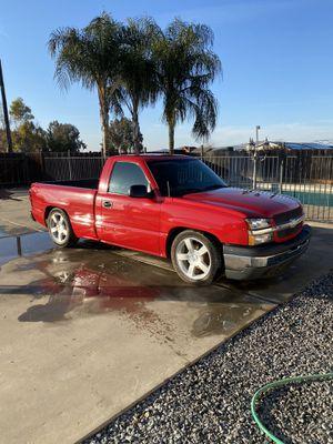 2005 Chevy Silverado for Sale in Orosi, CA