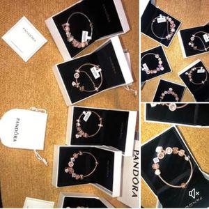 Pandora bracelet 180.00 for Sale in Lutz, FL