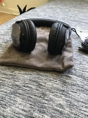 Bluetooth! Audio enchanting over ear headphones! Supreme bass! Great sound! for Sale in Indianapolis, IN