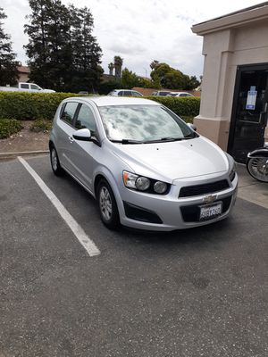 2012 Chevy sonic Ls for Sale in Santa Clara, CA