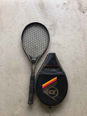 Tennis racket with cover for Sale in Vernon Hills, IL