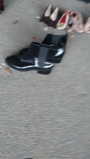 Zara black boots for Sale in Forest Park, GA