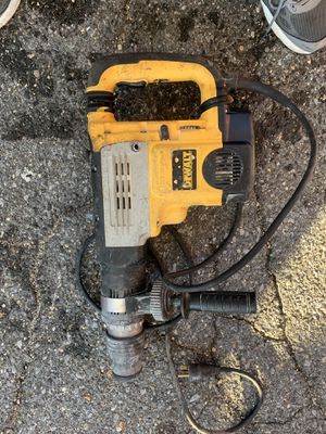 Hammer drill dewalt for Sale in College Park, MD
