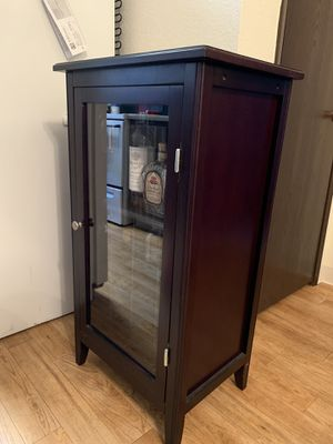 Wine Rack Cabinet for Sale in Antioch, CA