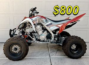 🎁● FOR SALE ●🎁2008 Yamaha Raptor Final Price$800●🎁 for Sale in Aurora, IL
