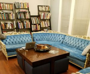 French style sectional sofa bed for Sale in Brooklyn, NY