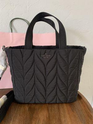 Kate Spade Brand New Black Cloth Bag for Sale in Dunedin, FL