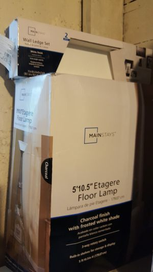floor lamp for Sale in Cincinnati, OH