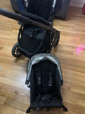 Uppababy Vista with double seater for Sale in The Bronx, NY