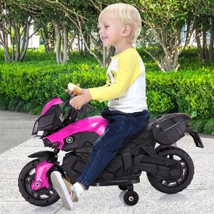 Brand New Pink 6V Kids Electric Motorcycle Ride On for Sale in Beverly Hills, CA