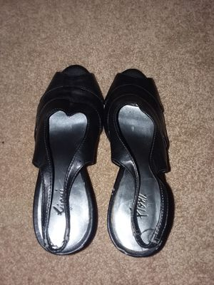 2 Pairs Black Fioni Heels for Sale in Raleigh, NC