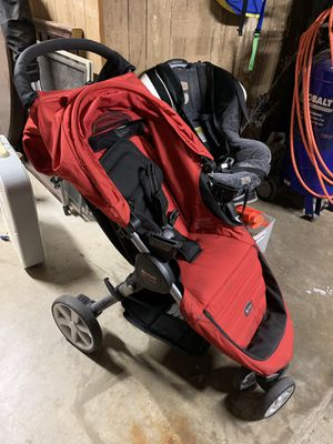 Britax B-Agile Stroller-Red for Sale in Round Rock, TX