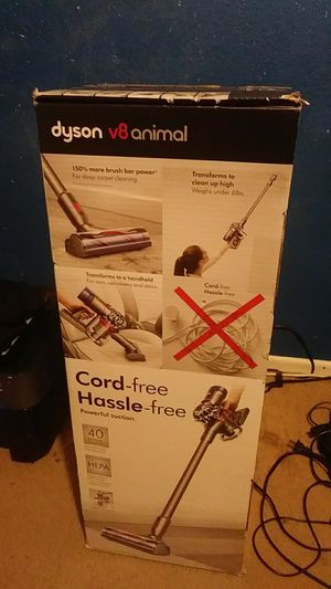 Dyson v8 animal vaccum **brand new** for Sale in Fontana, CA