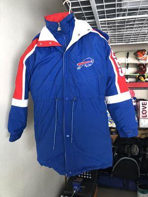 Buffalo Bills Starter Parka men's large for Sale in Chula Vista, CA