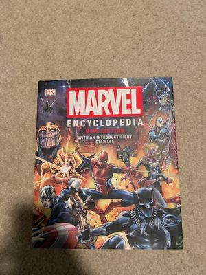 Marvel Encyclopedia for Sale in Clayton, NC