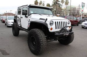 2012 Jeep Wrangler Unlimited for Sale in San Jose, CA