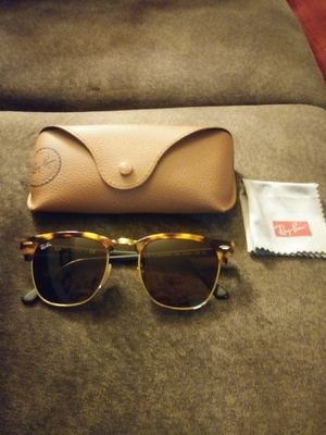 Ray-ban Clubmasters Tortoise New for Sale in Fresno, CA
