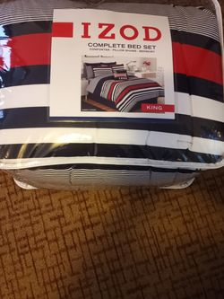 IZOD Bed In Bag Brand New Never Used for Sale in Vernon,  CT
