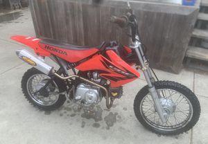 2004 Honda dirt bike crf 70 for Sale in El Cerrito, CA