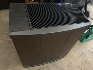 Aircare digital humidifier cover large area 4.75 Ga relief from dry air open box excellent condition for Sale in Las Vegas, NV
