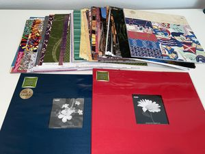 2 new scrapbooks and 3 inch stack of paper for Sale in Carlsbad, CA