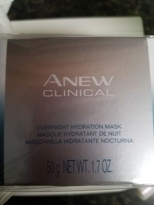 Avon clinical hydration mask for Sale in Belmond, IA