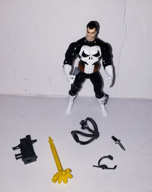 The Punisher Immobilizing Arsenal Toy Biz Spider-Man Animated Series Figure 5 in for Sale in Humble, TX