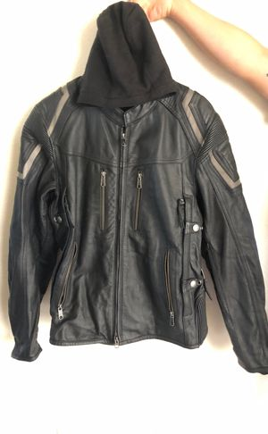 Genuine Leather Harley Davidson Motorcycle Jacket for Sale in Waynesville, MO