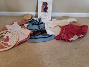 Anerican girl~A bundle of Addy's clothes for Sale in Schofield, WI