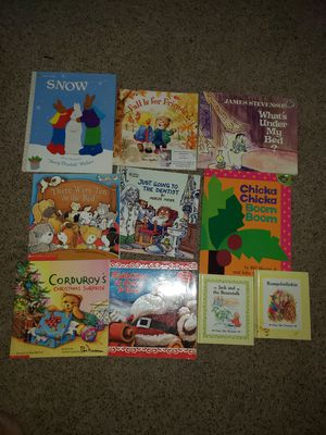 10 MISC KIDS BOOKS for Sale in Columbia, SC