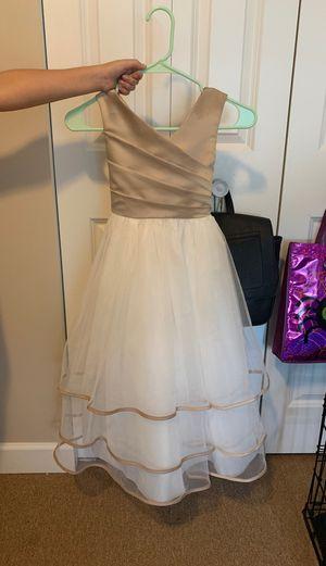 Flower girl dress size 8 for Sale in Berwyn, IL