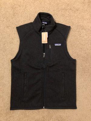 Brand new, never worn Patagonia sweater vest for Sale in Littleton, CO