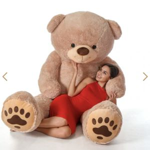 7 Foot Enormous Teddy Bear for Sale in City of Orange, NJ