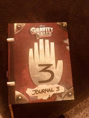 Disney Gravity Falls Journal 3 for Sale in Seymour, CT