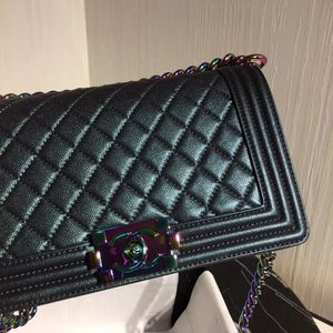 Chanel iridescent boy medium bag for Sale in Queens, NY