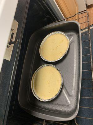 Flanes de queso y vainilla for Sale in Orange City, FL