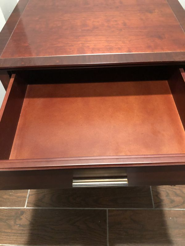 2 Bombay End Tables ($40 each/obo) - Great Condition!