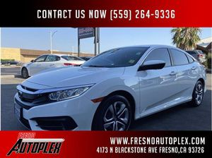 2017 Honda Civic Sedan for Sale in Fresno, CA