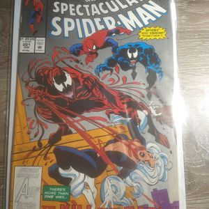 Maximum Carnage Part 5 Of 14 The Spectacular Spider-Man for Sale in Dallas, TX