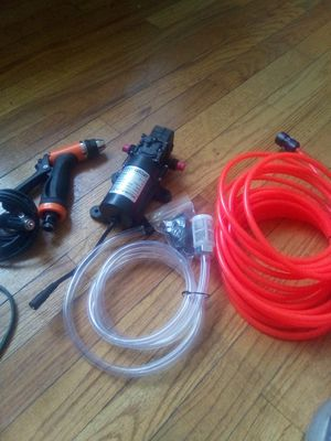 Pressure washer for on the go for Sale in Adelphi, MD