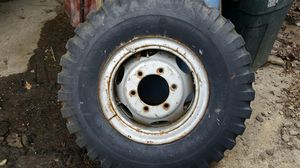 Military Tire and Wheel for Sale in Erin, NY