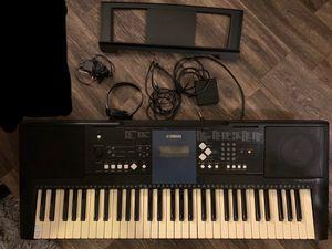 Yamaha PSR-E333 Keyboard TESTED - WORKS for Sale in Las Vegas, NV