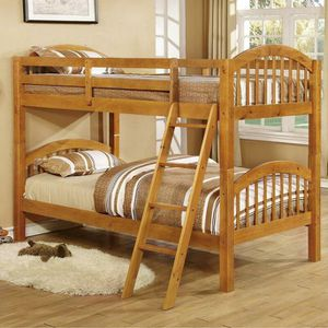 Honey Pie Twin/Twin Bunk Bed for Sale in Columbia, MD