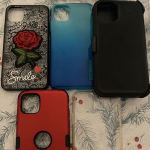 IPhone 11 Pro Max Cases Only for Sale in Hemet, CA