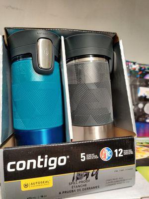 CONTIGO THERMAL MUG 2PK for Sale in Tustin, CA