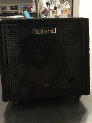 Roland KC550 keyboard amp for Sale in Portland, OR