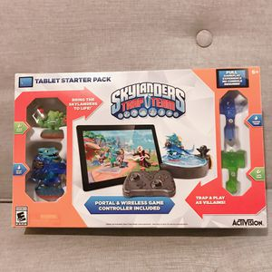 Skylanders Trap Team Starter Pack for Sale in Corona, CA